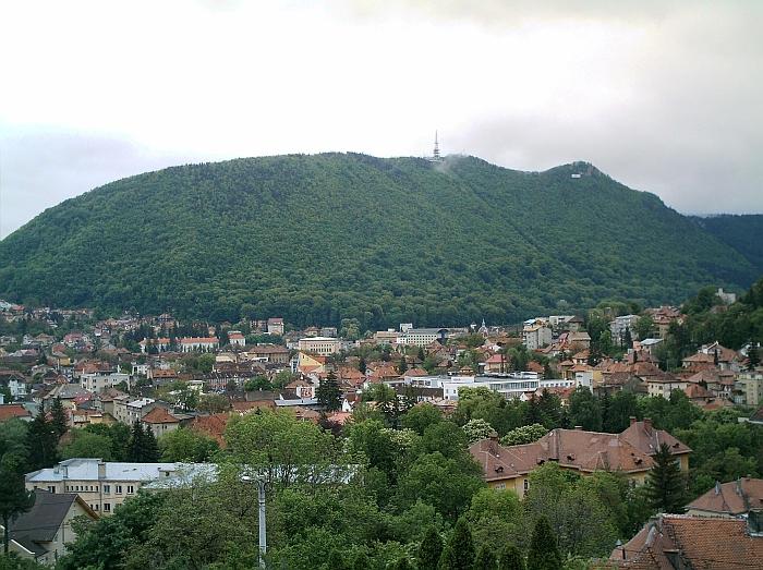 Traseu Tâmpa – Postăvarul, din Brașov