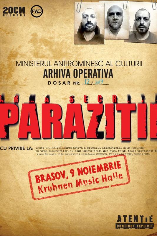 paraziții sunt punk)
