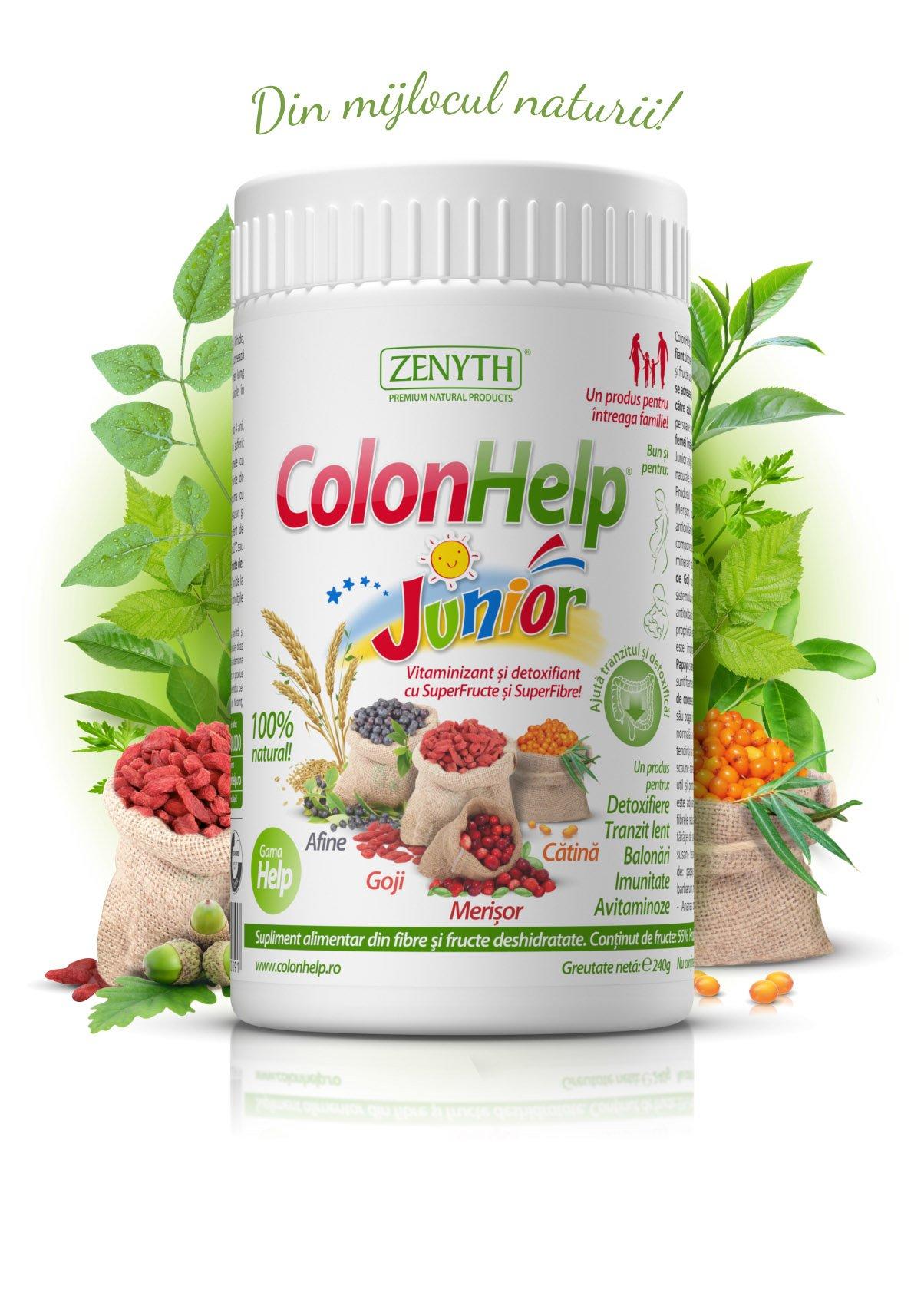 detoxifierea colonului la copii)