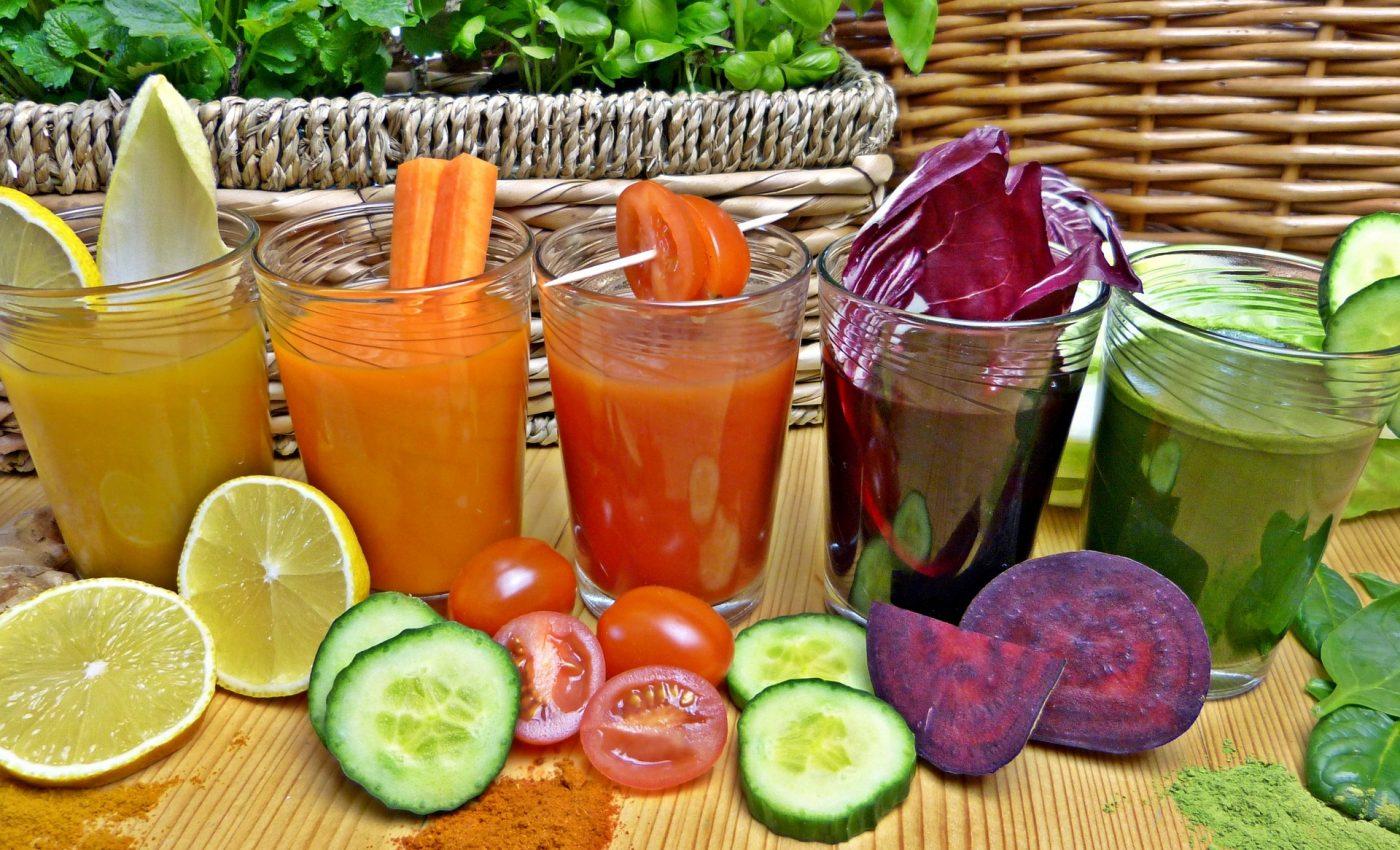 16 alimente pentru detoxifierea organismului