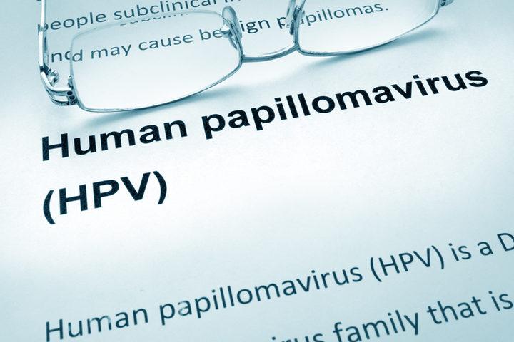 Test papilloma virus positivo
