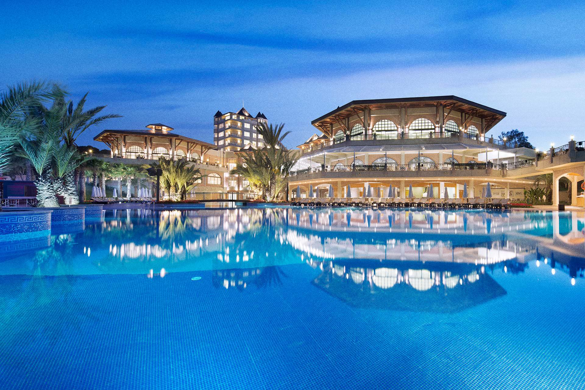 Hotel Papillon Zeugma 5* - High Class All Inclusive - Papillon zeugma belek entertainment
