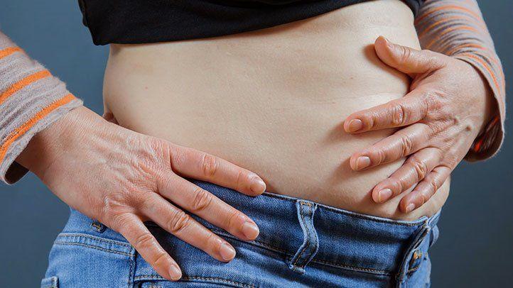 cancer risk abdominal fat)