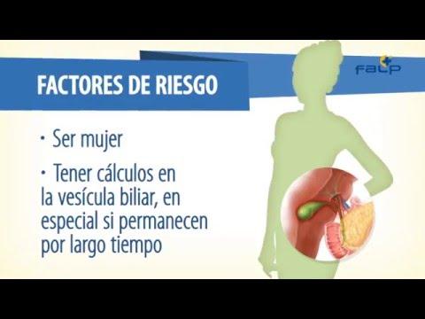 cancer vesicula biliar sintomas