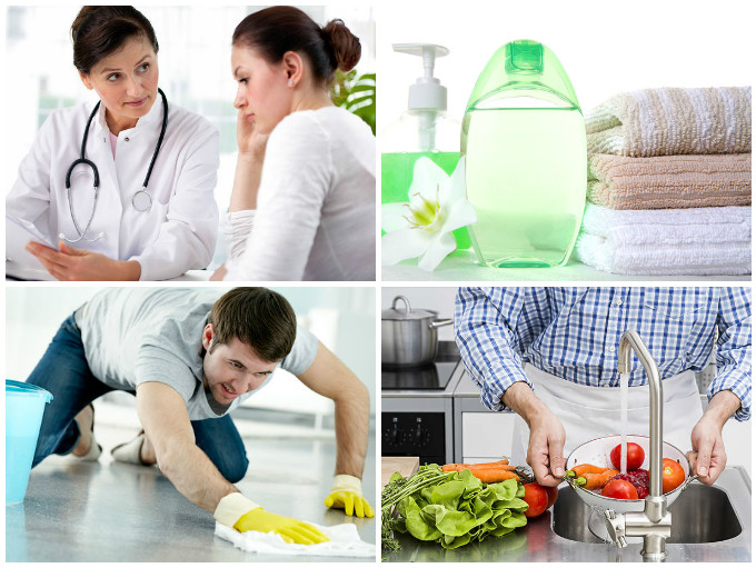 metode pentru tratarea helmintiazei)
