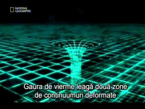 el este o gaură de vierme)