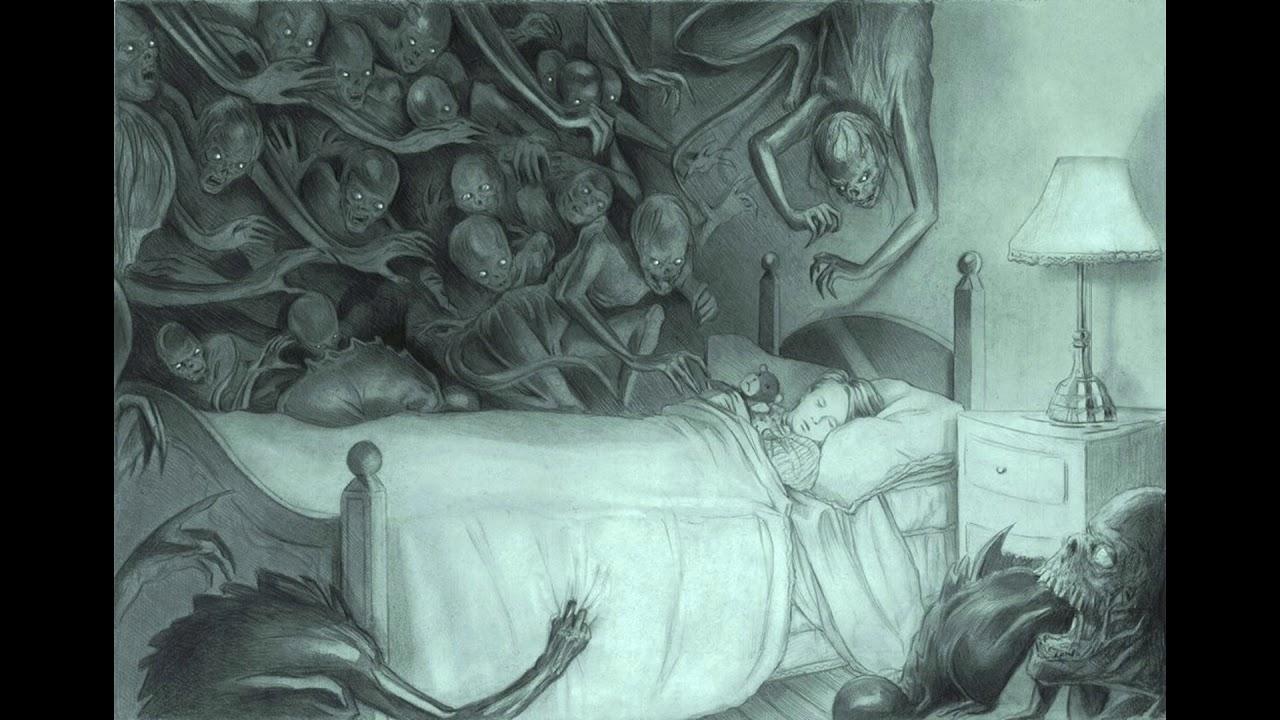 viermii sunt demoni)