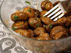 ciuperci brune retete