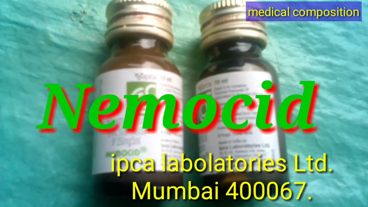 helmintox syrup