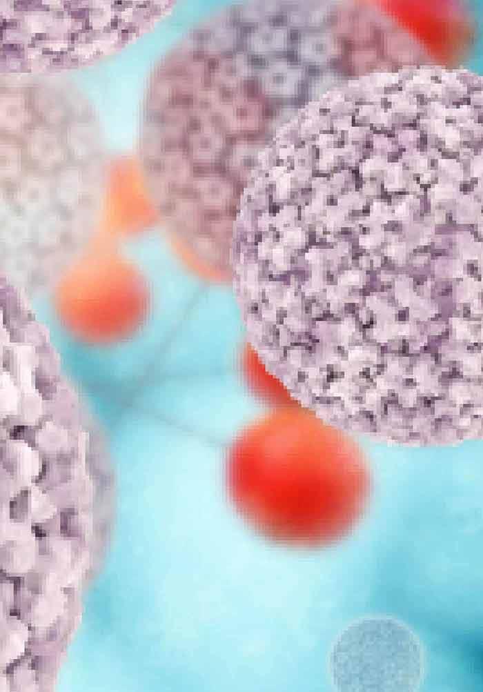 Infectie virala hpv pe fata