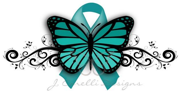 ovarian cancer tattoo