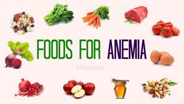 anemia what to eat