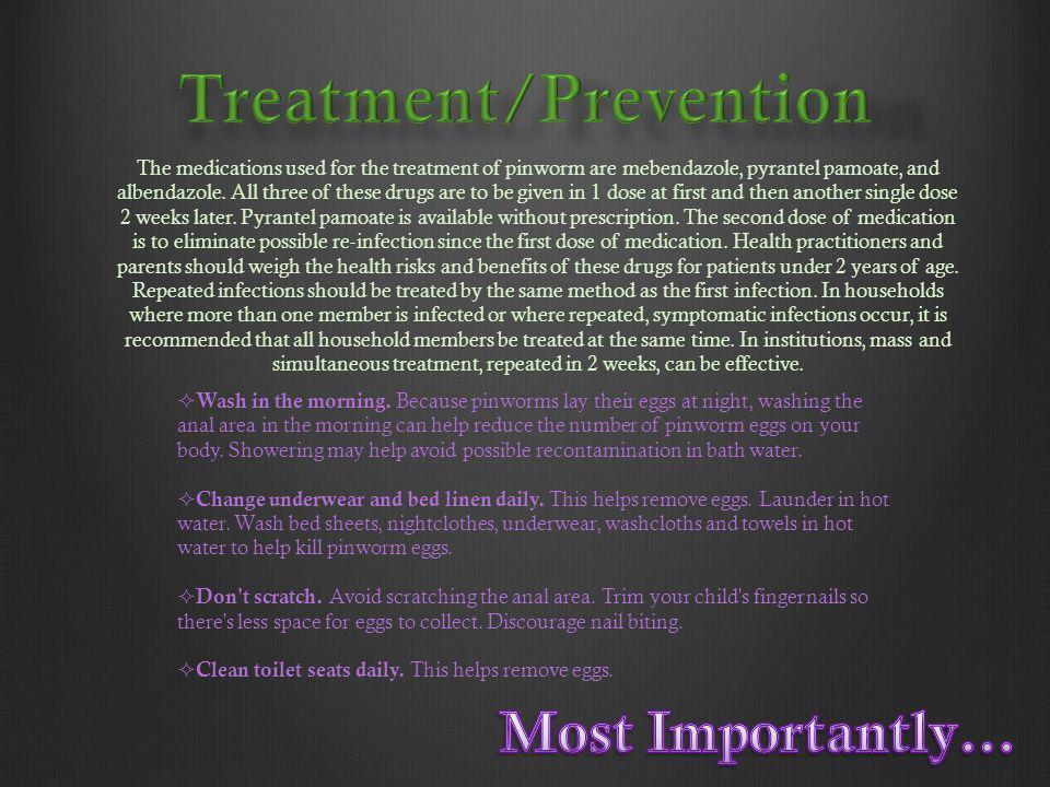 enterobius vermicularis prevention pastile paraziți ieftini