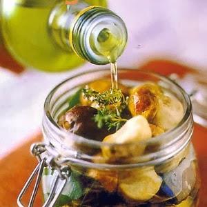 conservare a ciupercilor)