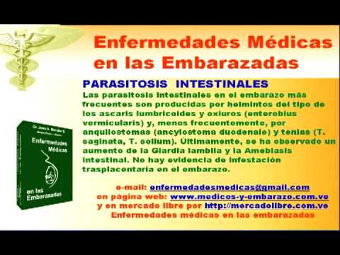 Oxiuros durante embarazo - Enterobius vermicularis medicamento