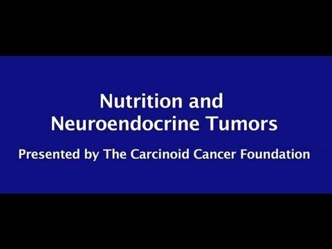 neuroendocrine cancer nutrition
