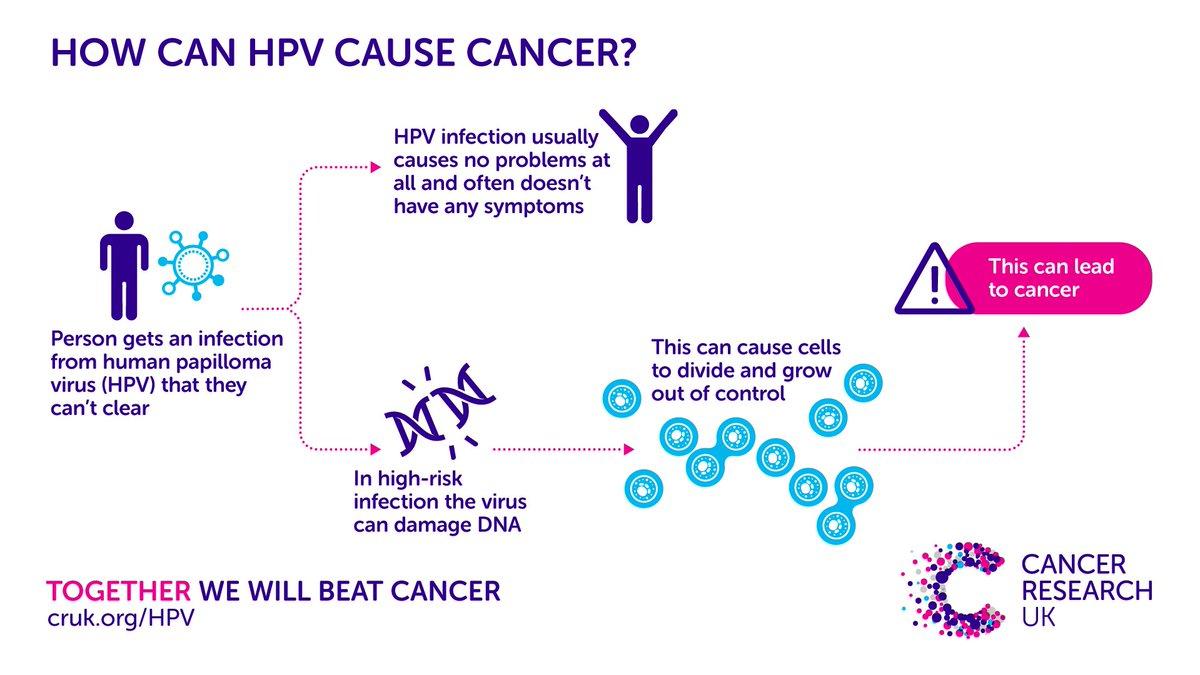 can papillomavirus cause cancer)