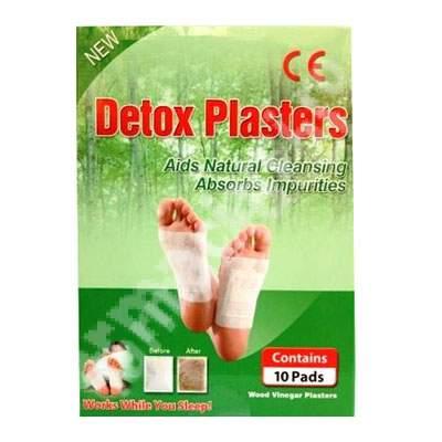plasturi de detoxifiere pret