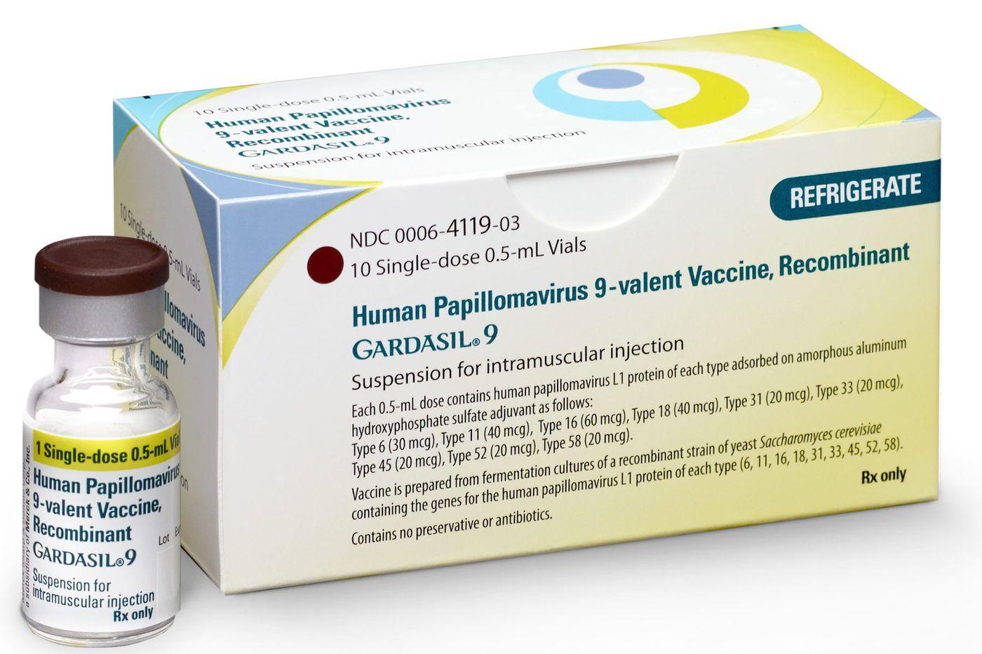 human papillomavirus vaccine ingredients