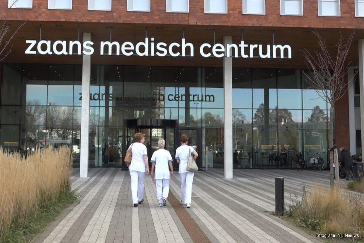 bacterie ziekenhuis zaandam)