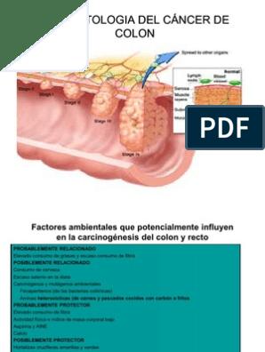 Cancer intestinal fisiopatologia, Oxiuri acuta