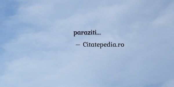 parazitii citate celebre