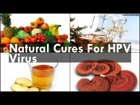hpv cure holistic