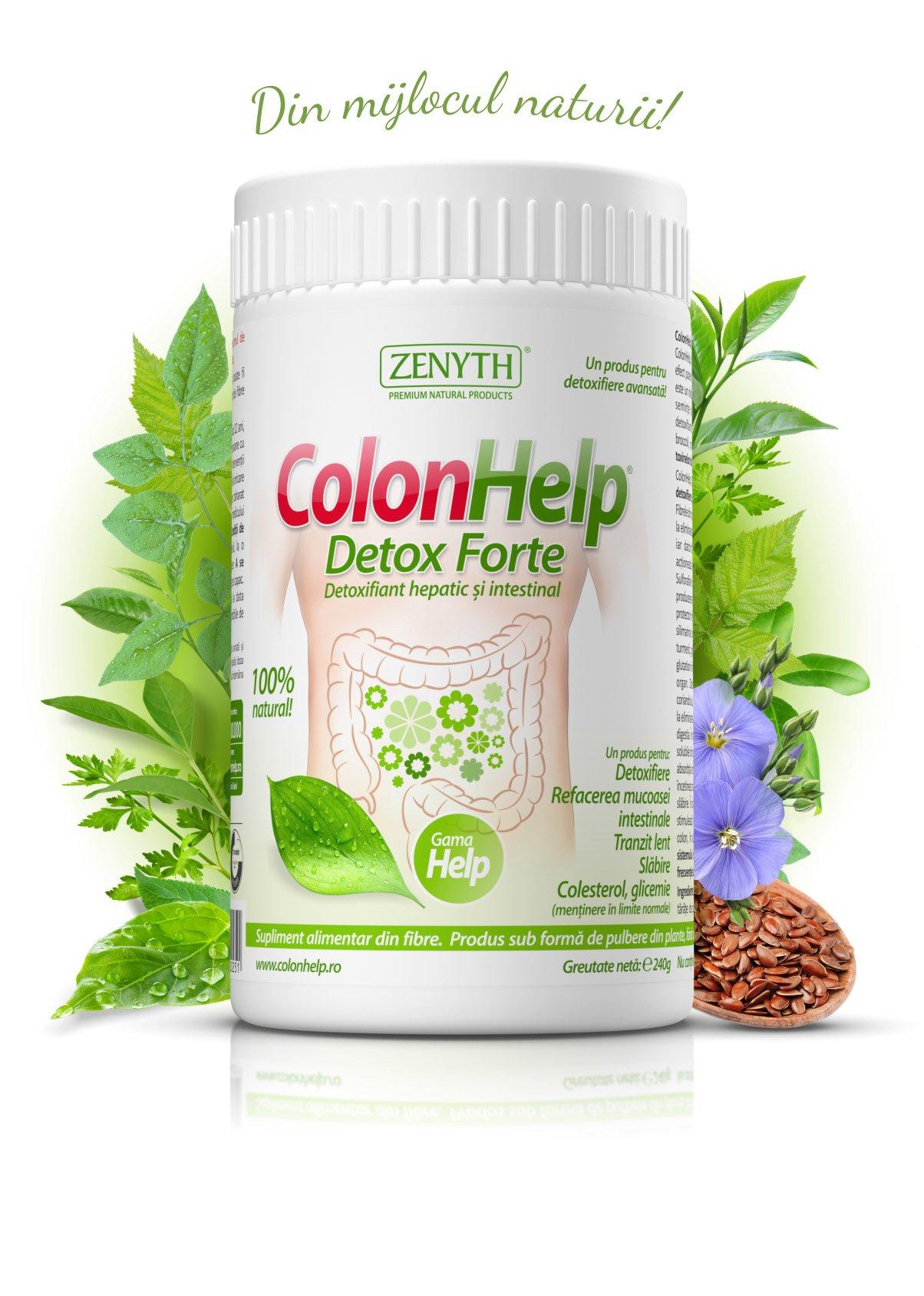 retete de detoxifiere de colon din plante)
