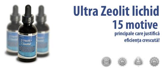 detoxifiere lichidă a zeolitului)