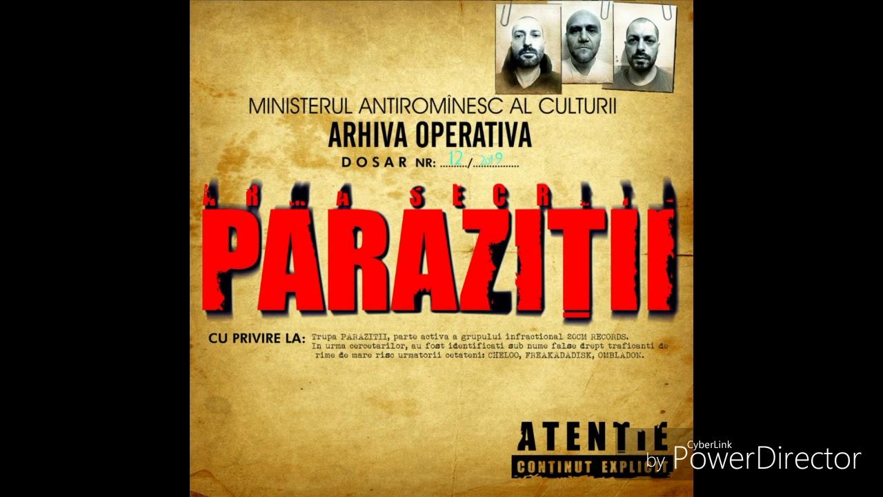 Parazitii sindromul tourette album