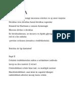 etiologia etiologiei teniozei)
