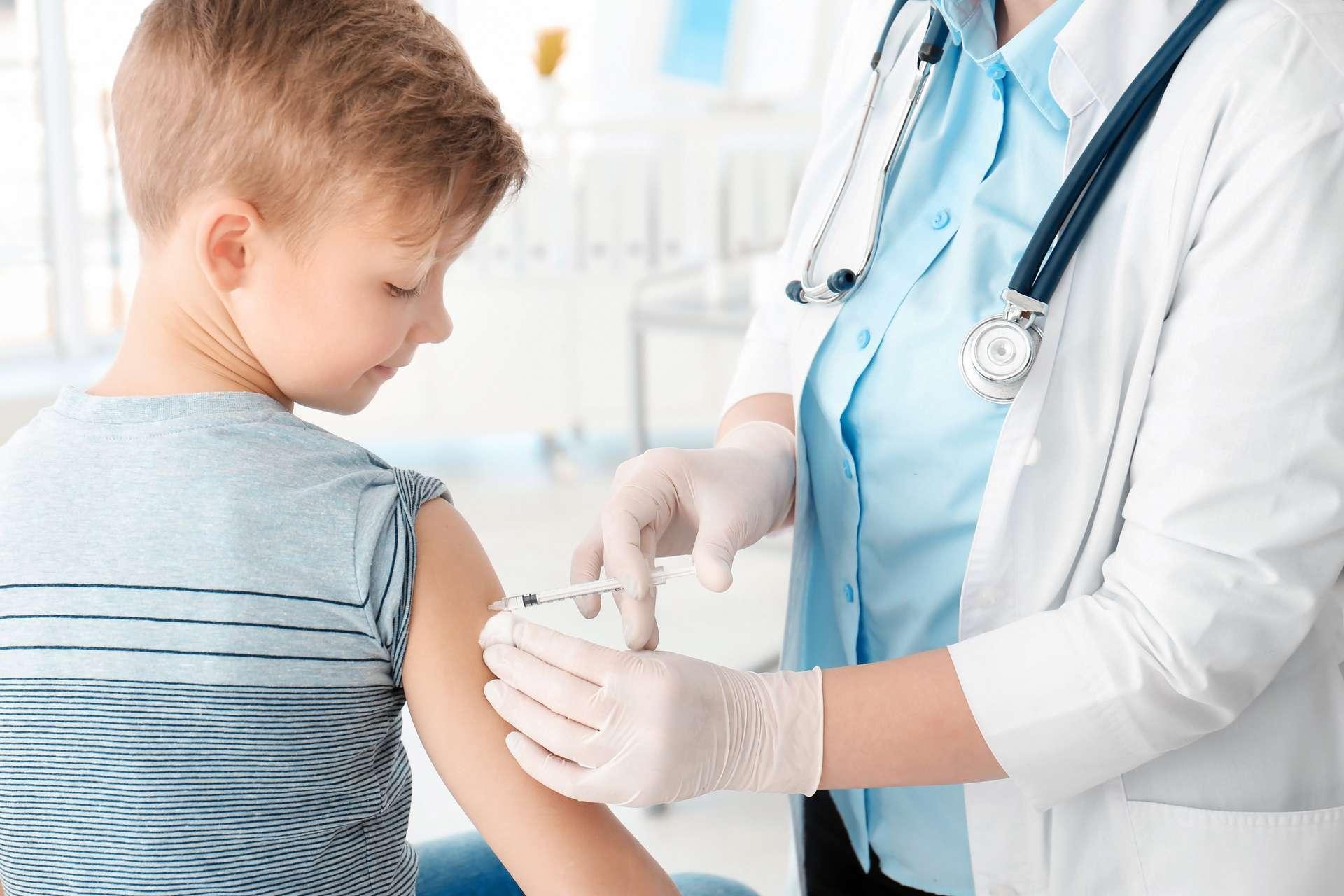Papillomavirus vaccin garcon