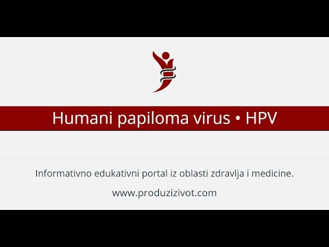 kako se lijeci hpv virus