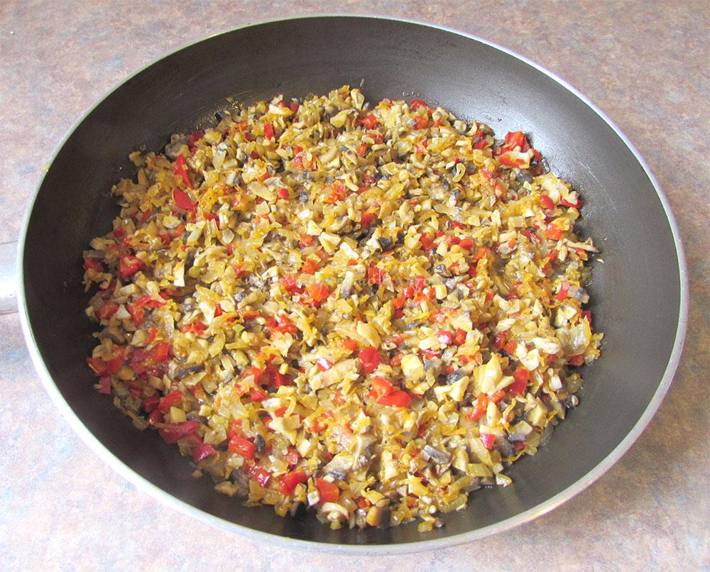 ciuperci si quinoa)