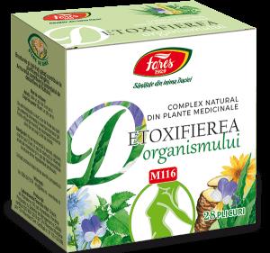 argila detoxifierea organismului)