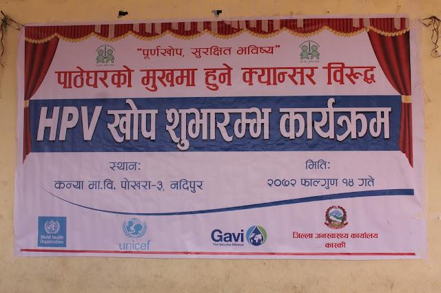 human papillomavirus vaccine precautions
