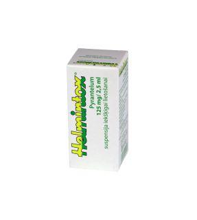 medicament antihelmintic cu spectru larg pentru om