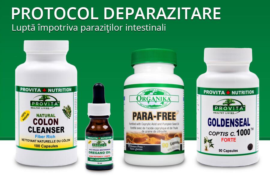 medicamente pentru prevenirea și tratarea paraziților