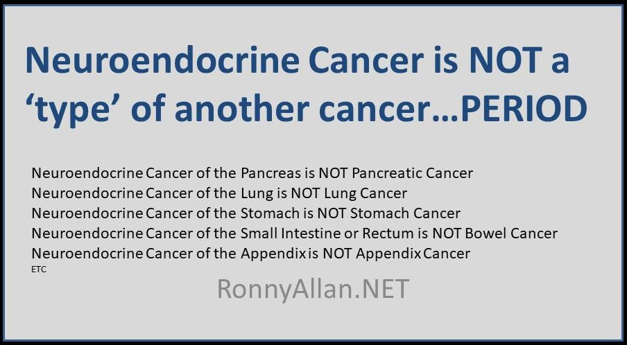 neuroendocrine cancer what is it