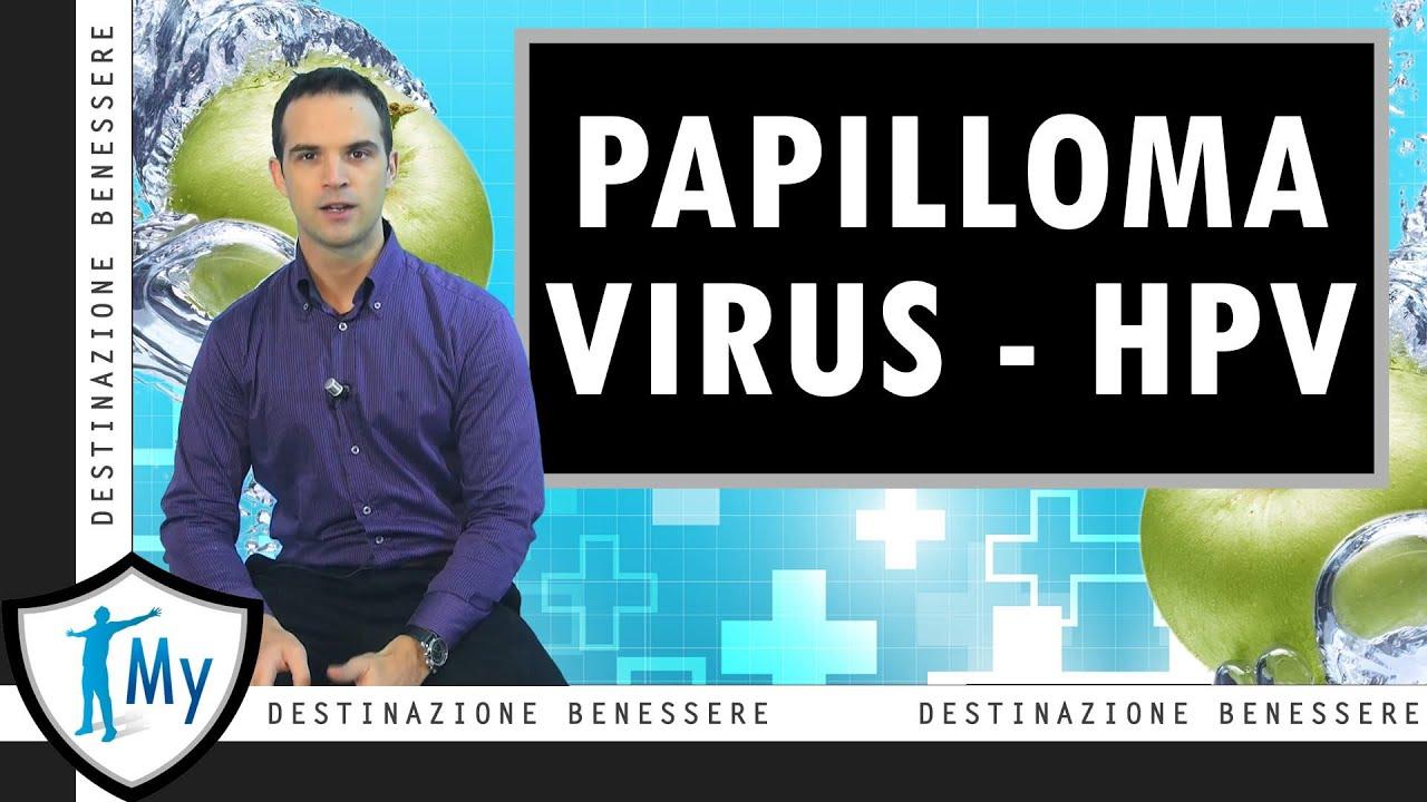 papilloma virus trasmissione mani)