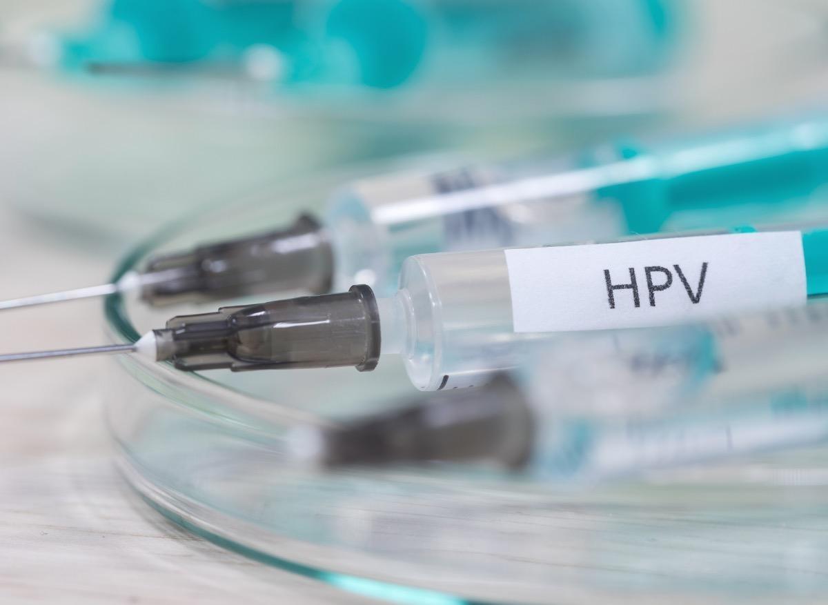 vaccin papillomavirus garcons