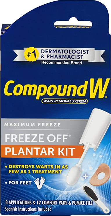wart treatment kit